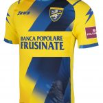 FROSINONE HOME SHIRT 3 QUARTI pol